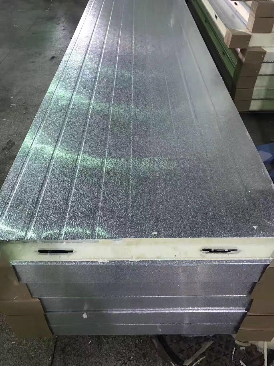 花纹铝冷库库板